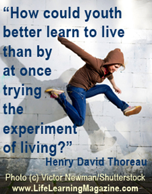 quote by Thoreau