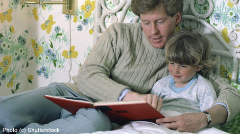 Twelve Reasons to Read Aloud to Your Children